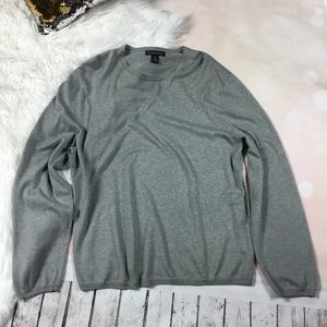 BANANA REPUBLIC LUXURY SILK CASHMERE SWEATER
